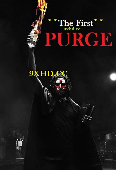 The First Purge 2018 WEBDL 800MB Download English Movie 720p ESub