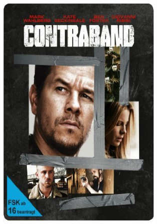 Contraband 2012 BRRip 350MB Hindi Dubbed Dual Audio 480p