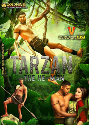 Tarzan The Heman 2018 300MB Download Hindi Dubbed HDRip 480p