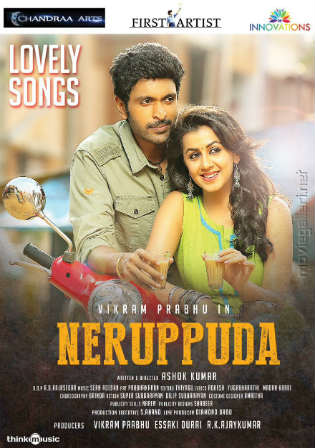 Neruppuda 2017 HDRip 950MB UNCUT Hindi Dual Audio 720p