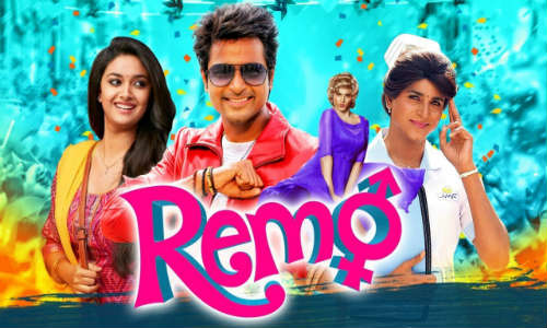 Remo 2018 HDRip 350Mb Full Hindi Dubbed Movie Download 480p Watch Online Free bolly4u