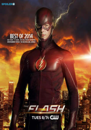 The Flash S01E07 Power Outage BRRip 140Mb Hindi Dual Audio 480p