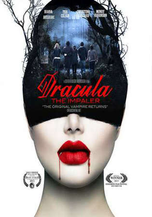 Dracula The Impaler 2013 BRRip 750MB Hindi Dual Audio 720p