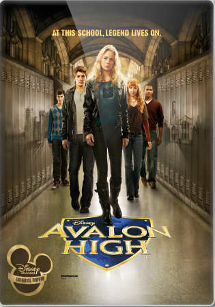 Avalon High (2010) WEB-HD 720p 1.4GB [Hindi DD2.0 – English DD2.0] MKV