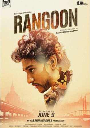 Rangoon 2017 HDRip 900MB UNCUT Hindi Dual Audio 720p
