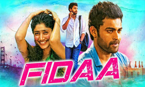 Fidaa 2018 HDRip 850Mb Full Hindi Dubbed Movie Download 720p Watch Online Free bolly4u
