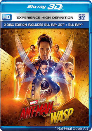 Ant-Man and The Wasp 2018 BluRay 900MB Hindi Dual Audio ORG 720p Watch Online Full Movie Download bolly4u