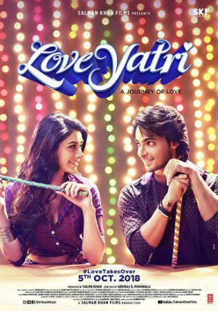 Loveyatri Pre DVDRip 300Mb Full Hindi Movie Download 480p Watch Online Free Bolly4u