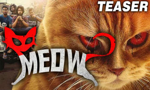 Meow 2018 HDRip 650Mb Full Hindi Dubbed Movie Download 720p Watch Online Free Bolly4u Movies