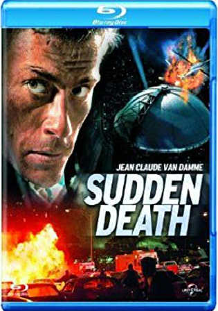 Sudden Death 1995 BRRip 300MB Hindi Dual Audio 480p