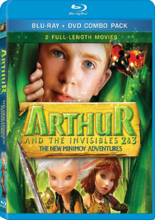Arthur And The Invisibles 2006 BRRip 300Mb Hindi Dual Audio 480p Watch Online Full Movie Download Bolly4u