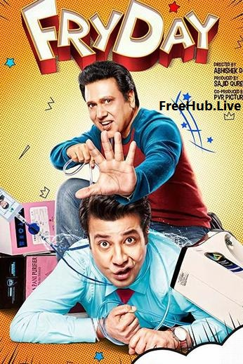 Fry Day Full Hindi Movie preDvDRip Download 300MB