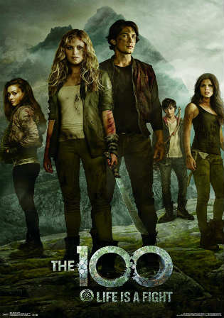 The 100 S01E13 BRRip 150MB Hindi Dual Audio 480p Watch Online Free Download Bolly4u