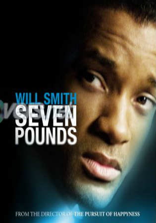 Seven Pounds 2008 BRRip 300MB Hindi Dual Audio 480p