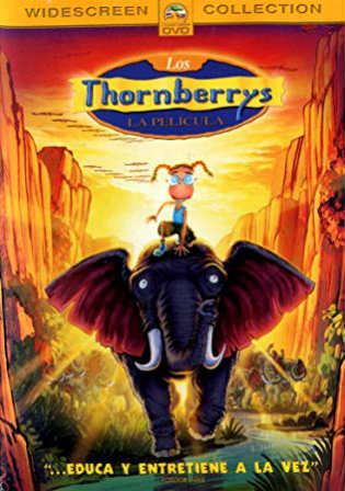 The Wild Thornberrys Movie 2002 WEB-DL 850Mb Hindi Dual Audio 720p Watch Online Full Movie Download Bolly4u