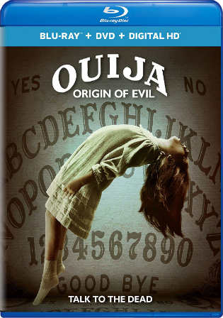 Ouija Origin of Evil 2016 BluRay 300Mb Hindi Dual Audio 480p