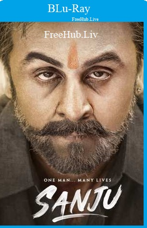 Sanju 2018 Movie Download HDRip 450MB Full Hindi 480p