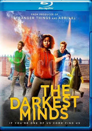 The Darkest Minds 2018 BluRay 300Mb Hindi Dual Audio 480p