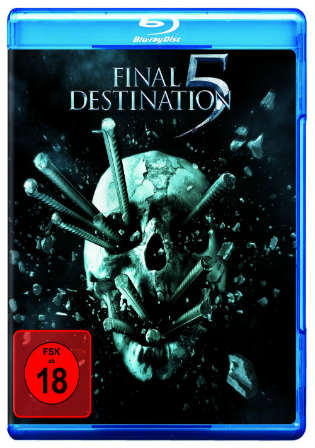 Final Destination 5 2011 BluRay 300MB Hindi Dual Audio 480p