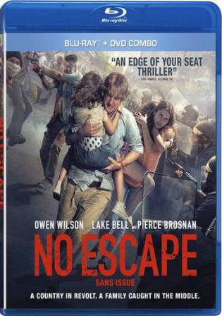 No Escape 2015 BluRay 300MB Hindi Dubbed Dual Audio 480p Watch Online Full Movie Download Bolly4u