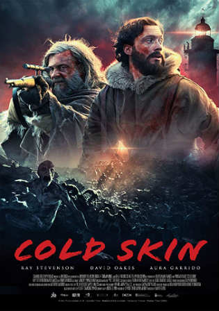 Cold Skin 2017 BRRip 300MB English 480p Watch Online Full Movie Download Bolly4u