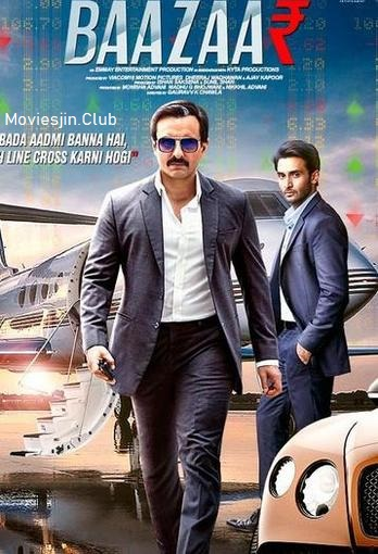 Baazaar 2018 300MB Movie Download pDvDRip x264