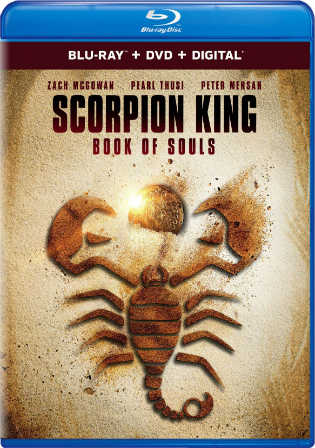 The Scorpion King Book of Souls 2018 BRRip 300MB English 480p ESub Watch Online Full Movie Download Bolly4u