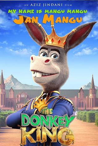 The Donkey King 2018 300MB Full Movie CAMRip x264
