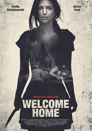 Welcome Home 2018 WEB-DL 300MB English 480p Watch Online Full Movie Download Bolly4u