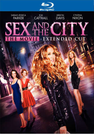 Sex and The City 2008 BRRip 400MB English 480p ESub Watch Online Full Movie Download Bolly4u