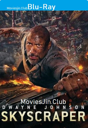 Skyscraper 2018 300MB Download Hindi BluRay Dual Audio 480p Esub