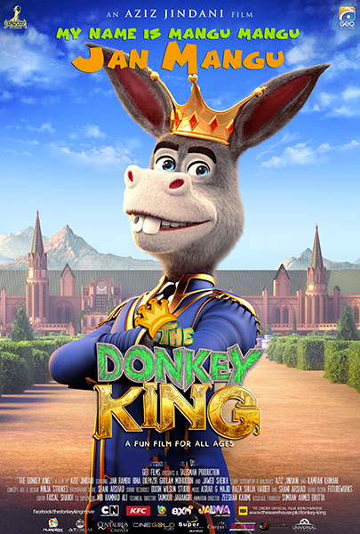 Download The Donkey King Poster