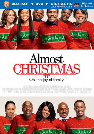 Almost Christmas 2016 BRRip 300Mb Hindi Dual Audio 480p Watch Online Full Movie Download Bolly4u