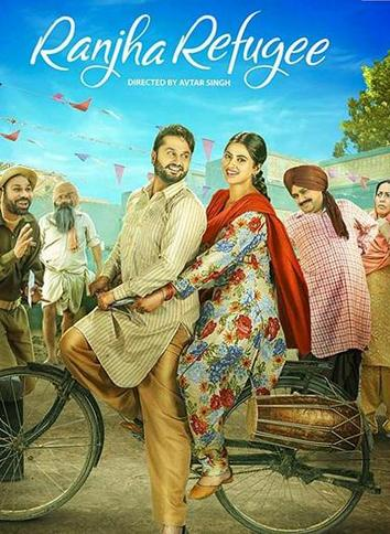 Ranjha Refugee 2018 300MB Movie Punjabi preDvDRip 480p