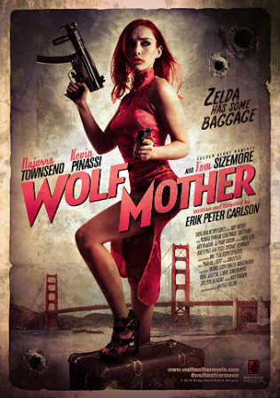 [18+] Wolf Mother 2016 BRRip 300MB UNRATED English 480p