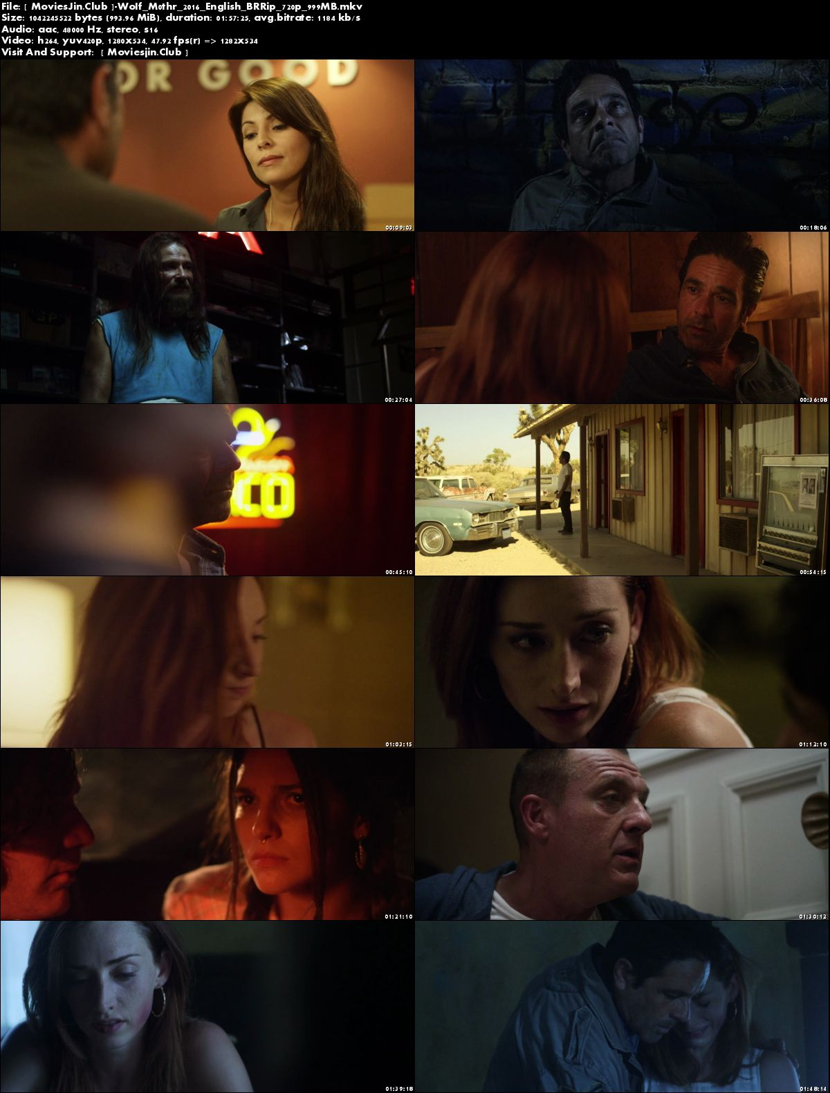 Watch Online Wolf Mother 2016 Movie Download 999MB UNRATED English BRRip 720p Full Movie Download 7starhd