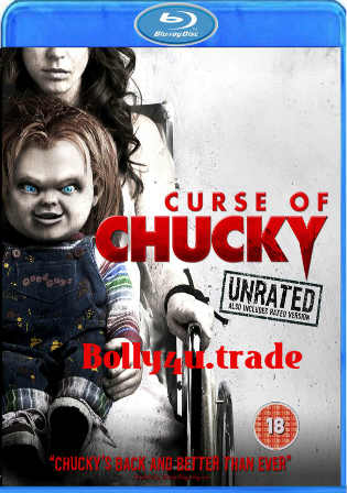 Curse of Chucky 2013 BRRip 750Mb Hindi Dubbed Dual Audio 720p ESub Watch Online Full Movie Download bolly4u