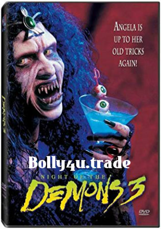 Night of the Demons 3 1997 BRRip 300MB UNRATED Hindi Dual Audio 480p Watch Online Full Movie Download Bolly4u