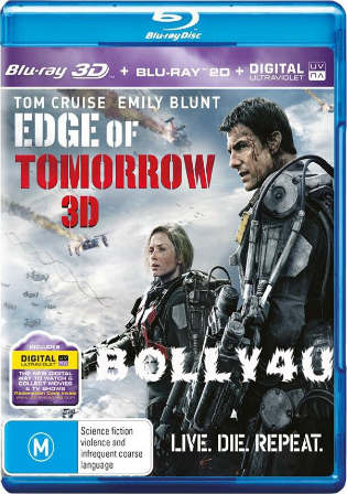 Edge Of Tomorrow 2014 BRRip Hindi Dual Audio ORG 720p Watch Online Full Movie Download Bolly4u