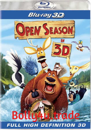 Open Season 2006 BRRip 300MB Hindi Dual Audio 480p ESub Watch Online Full Movie Download bolly4u