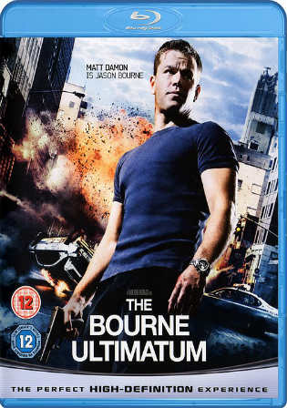 The Bourne Ultimatum 2007 BRRip 850Mb Hindi Dual Audio 720p Watch Online Full Movie Download Bolly4u