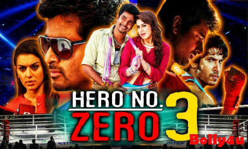 Hero No Zero 3 2018 HDRip 850Mb Full Hindi Dubbed Movie Download 720p Watch Online Free Bolly4u