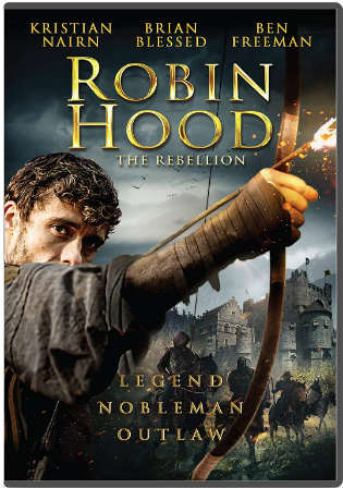 Robin Hood The Rebellion 2018 HDRip 300MB English 480p Watch Online Full Movie Download Bolly4u