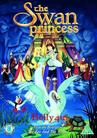 The Swan Princess 1994 BluRay 300MB Hindi Dual Audio 480p Watch Online Full Movie Download Bolly4u