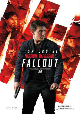 Mission Impossible Fallout 2018 WEB-DL Hindi Dual Audio 720p ESub Watch Online Free Download Bolly4u