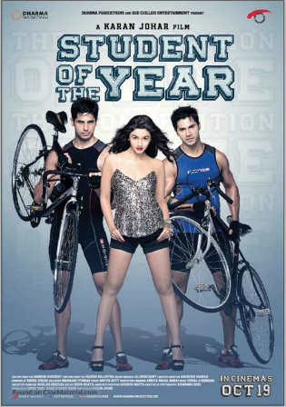 Student Of The Year 2012 DVDRip 999MB Hindi 720p Watch Online Full Movie Download Bolly4u