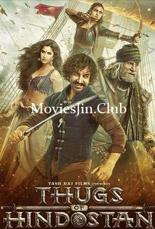 Thugs of Hindostan 2018 300MB Movie preDvDRip HQ x264