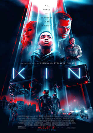 Kin 2018 HDRip 800Mb Full English Movie Download 720p ESub Watch Online Free bolly4u