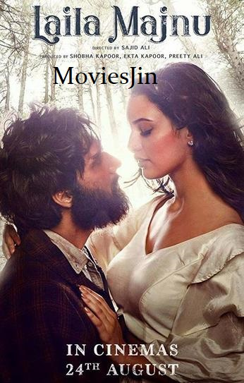 Laila Majnu 2018 300MB Movie Download HDRip 480p