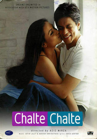 Chalte Chalte 2003 HDRip 450MB Full Hindi Movie Download 480p Watch Online Free Bolly4u